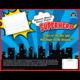 Superhero Smart Start K-1 Story Paper: 100 Sheets Alternate Image A