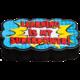 Superhero Magnetic Whiteboard Eraser Alternate Image A