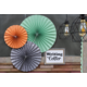 Home Sweet Classroom Hanging Paper Fans Alternate Image A