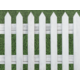 Fun Size White Picket Fence Better Than Paper Bulletin Board Roll Alternate Image A