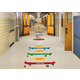 Pete the Cat My Groovy Shoes Sensory Path Alternate Image A