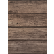 Dark Wood Better Than Paper Bulletin Board Roll Alternate Image A