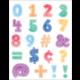 Watercolor Alphabet Stickers Alternate Image C