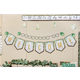 Eucalyptus Pennants Welcome Bulletin Board Alternate Image A