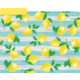 Lemon Zest File Folders Alternate Image A