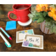 Rustic Bloom Name Tags/Labels - Multi-Pack Alternate Image A