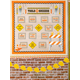 Under Construction Tools for Success Mini Bulletin Board Alternate Image A