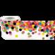 Confetti Straight Rolled Border Trim Alternate Image A