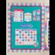 Watercolor Calendar Bulletin Board Display Set Alternate Image A