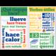 Spanish Chatter Charts Alternate Image C