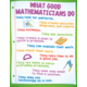 Math Basics Poster Set Alternate Image A