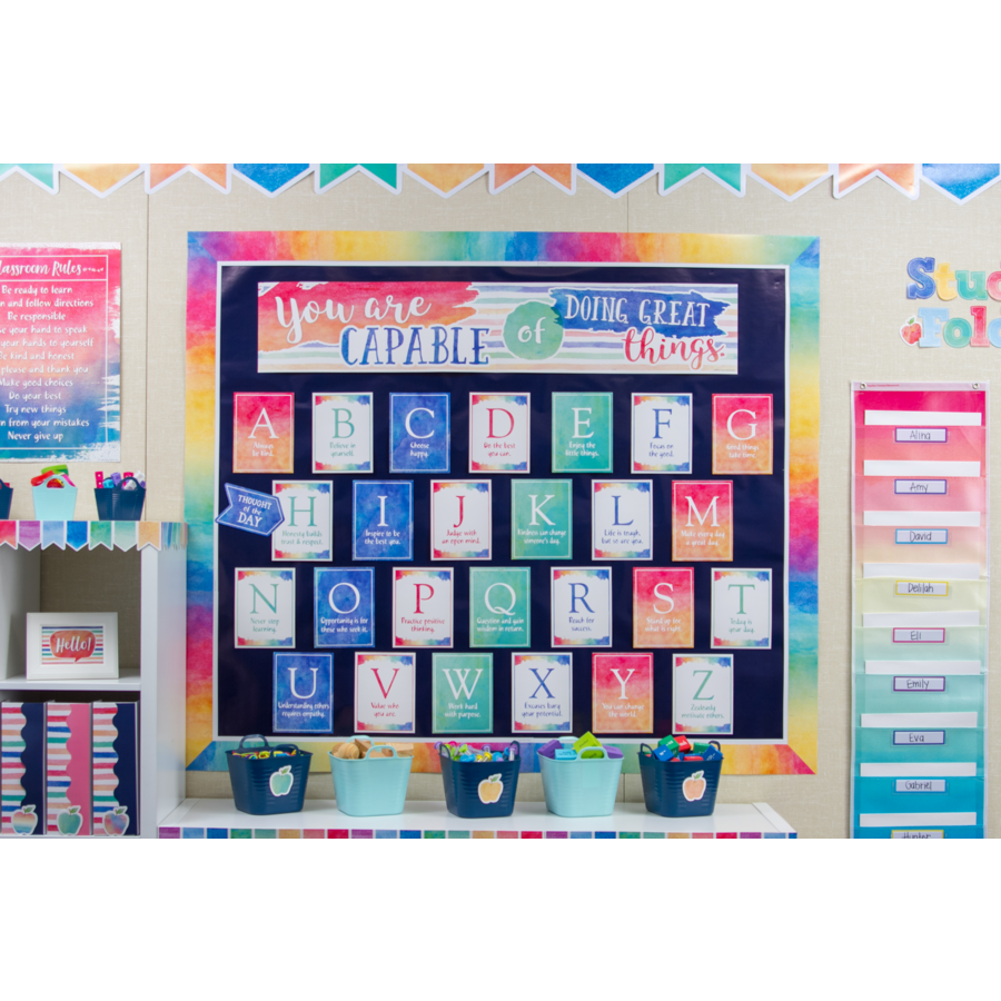 You Are Capable of Doing Great Things Bulletin Board ... on Outstanding Things  id=71794
