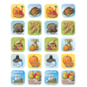 TCR1255 Thanksgiving Stickers