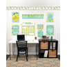 TCR2088542 Classroom at Home Decor Kit: Lemon Zest