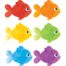 TCR3549 Colorful Fish Accents