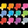 TCR3551 Colorful Fish Mini Accents