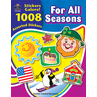 TCR4224 For All Seasons Sticker Book