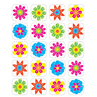 TCR5201 Fun Flowers Stickers