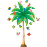 TCR5859 Tropical Trees Bulletin Board Display Set