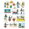 TCR62024 Pete the Cat Thanksgiving Stickers
