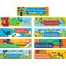 TCR62389 Pete the Cat Reading Strategies Mini Bulletin Board