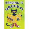 TCR63929 Pete the Cat Reading Is Groovy Positive Poster