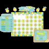 TCR8479 Lemon Zest Calendar Bulletin Board