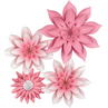 TCR8543 Pink Blossoms Paper Flowers