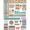 TCR8578 Home Sweet Classroom Spring Mini Bulletin Board