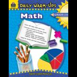 Daily Warm-Ups: Math, Grade 2