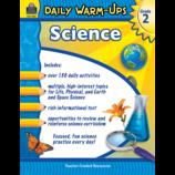 Daily Warm-Ups: Science Grade 2