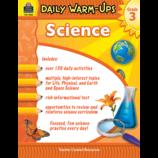 Daily Warm-Ups: Science Grade 3