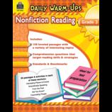Daily Warm-Ups: Nonfiction Reading Grade 3