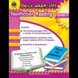 Daily Warm-Ups: Nonfiction Reading Grade 5