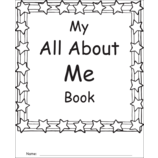 My Own All About Me Book Grades 1-2