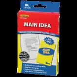 Main Idea Practice Cards Blue Level