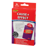 Cause & Effect Practice Cards Red Level