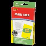 Main Idea Practice Cards Green Level