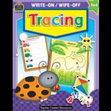 Tracing Write-On Wipe-Off Book