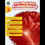 Real-World Math Problem Solving Grade 3