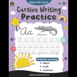 Watch Me Learn: Cursive Writing Practice