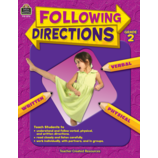 Following Directions Grade 2