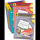 Daily Warm-Ups: Reading Set (8 bks)