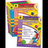 Daily Warm-Ups: Problem-Solving Math Set (6 bks)