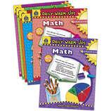 Daily Warm-Ups: Math Set (6 books)