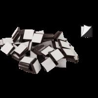 Adhesive Magnetic Squares 100-Pack