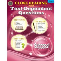 TCR2738 Close Reading Using Text-Dependent Questions Grade 5