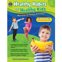 TCR3988 Healthy Habits for Healthy Kids Grade 1-2