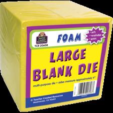 Large Foam Blank Die
