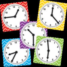 Clocks Set